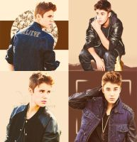 Justin Bieber Collage by ItsDennaaDeBieber