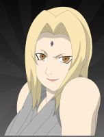 Tsunade (colored) by Gomez-taicho