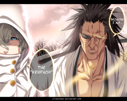 Bleach 573 - Because I am... The Kenpachi by StingCunha