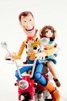 unwilling passenger by SalemCrow