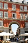 Archway 1 - Madrid by wildplaces