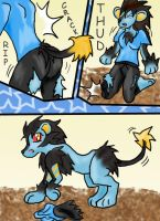 Luxray tf p2 by inuebony