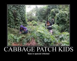 Cabbage Patch Kids by random-disrespect