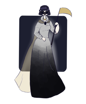 II Lady of the Dead II  ADOPT AUCTION by Pastella666
