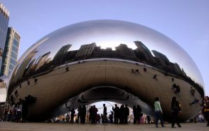 Chicago Bean 2 by DanielJButler
