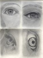 Practice: Eyes by GiovyLoCa