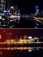night view by classicsmile