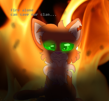 Fire alone can save our clan... *DONE* by Golden-Teddy-Bear