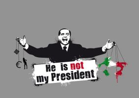 He is NOT my president by PanniL0