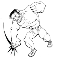 Strongman by who-said-that