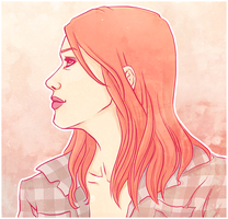 Amy Pond by N-a-y-a