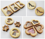 See-Through Pinata Cookies + Recipe + Video by SweetMissCreation