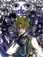 HXH Quest for vengence by CHAOS-CHAOS-CHAOS