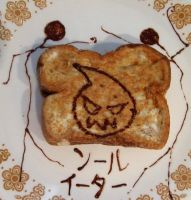 Soul Eater French Toast by ome-okane