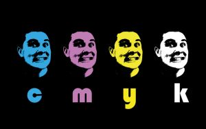 cmyk by Dannsquire