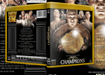 WWE Night Of Champions 2010 Blu Ray Cover by TheElectrifyingOneHD