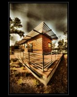 the house from my dream by Trifoto