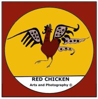 Red Chicken Logo by wdlougee