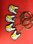 Adventure Time Keychain: Fiona by GeneralThao
