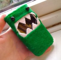 Domo Phone Cover by delicioustrifle