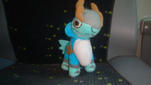 chibi cobalion in the bus by RadimusSG