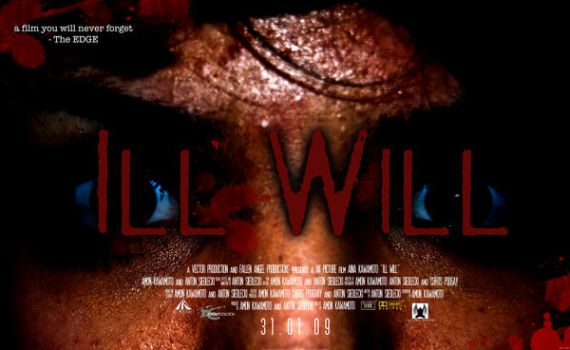 Ill Will Movie poster by SA-08