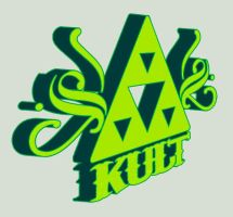 KULT Week Logo by Tiamate