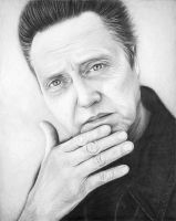 Christopher Walken by Olechka01