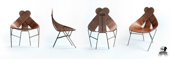 LL Chair by brainbox factory by aspa1984
