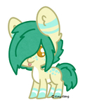 Noot Noot Pony Adopt: CLOSED by Key-Ring