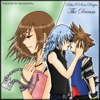 KHII Doujin -The Dream- Cover by My-Kingdom-Hearts