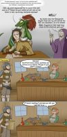 Lusty Argonian Maid'd Part 4.5: The Explanationing by Valsalia