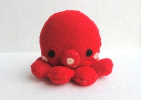 Squishy Octopus by PinkChocolate14