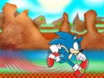 Sonic Wallpaper by Bobman32x
