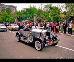 retro parade 2 by Iulian-dA-gallery