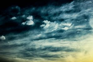 Just clouds. But clouds are awesome. by L7CBastion