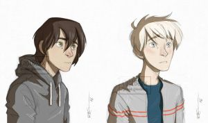 Albus and Scorpius by CaptBexx