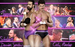 Team Rhodes Scholars Wallpaper by xXMAGICxXxPOWERXx