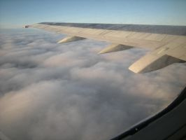 above the clouds by Cora-Leigh