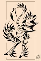 Markh, tattoo style by Gerie-Aren