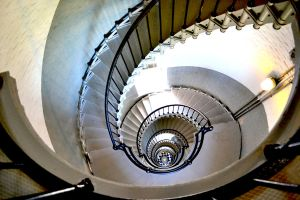 Spiraling Down by beautyinchains89