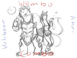WOMBO COMBO by young-rain