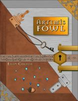 My Artemis Fowl Cover by Silyah246