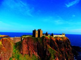 Dunnottar Castle Edit by ComplexMagic