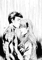 Peter and Gwen by Deilson