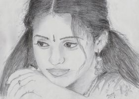 Bhavana (actress) by manulal