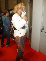 River Song-NYCC 2012 by IoniaFreak