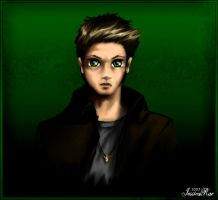 Young Dean Winchester-In Color by jessicarae24