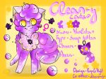 Clean-y Cats - Violeta (OPEN) NOW 50 POINTS OFF!!! by PurpleNightTheKitty