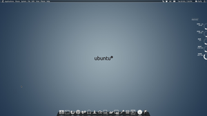 Ubuntu 10.10 by fluffybacon